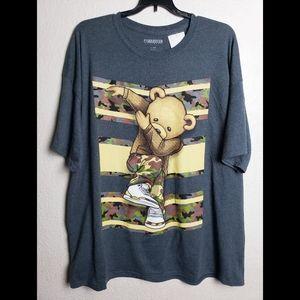 Hard Ten Bear T-shirt